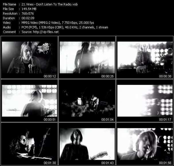 Vines video screenshot