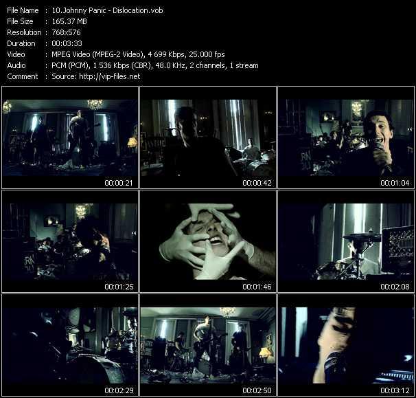 Johnny Panic video screenshot