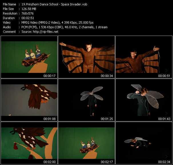 Prinzhorn Dance School video screenshot