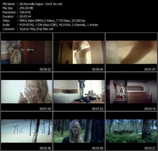 Nouvelle Vague video screenshot