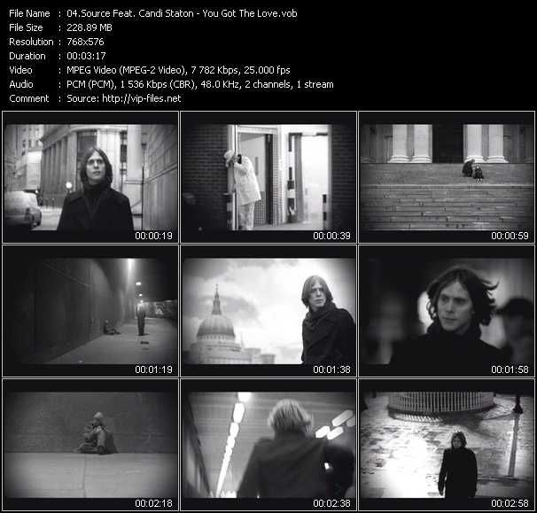 Source Feat. Candi Staton video screenshot