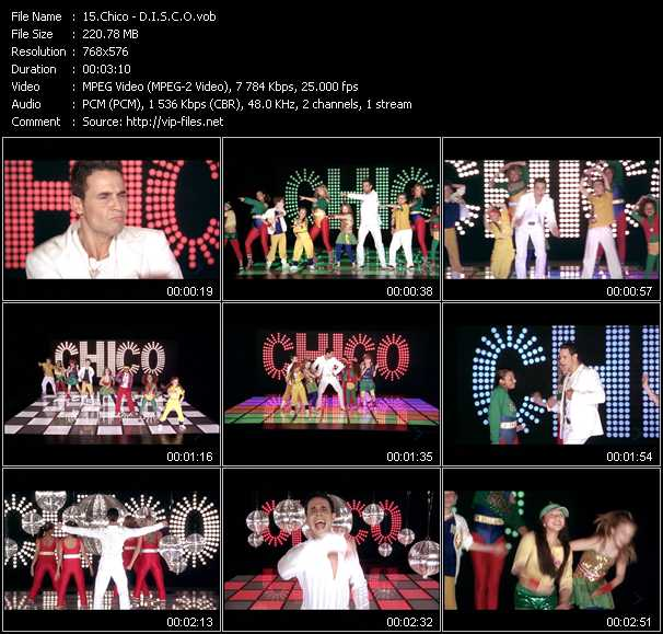 Chico video screenshot