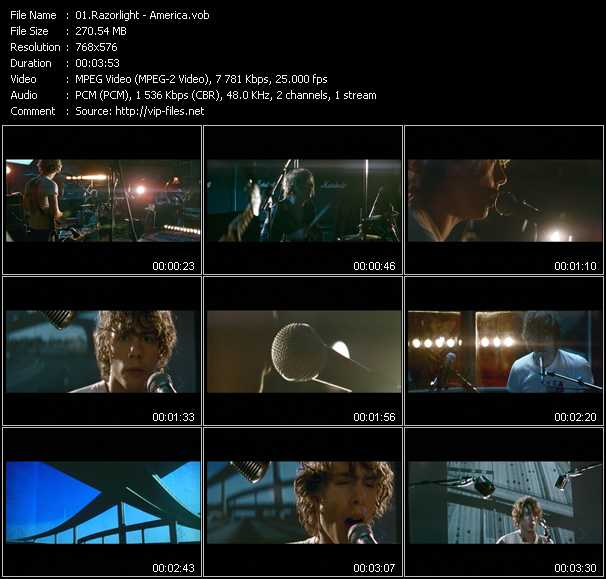 video America screen