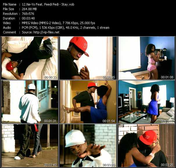 Ne-Yo Feat. Peedi Pedi video screenshot