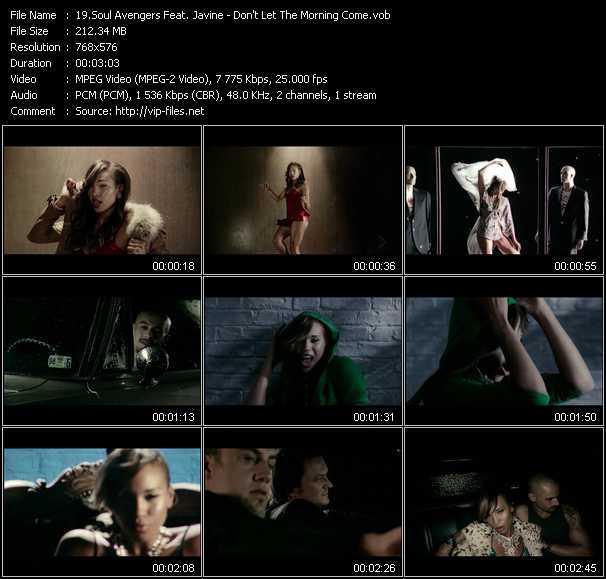 Soul Avengers Feat. Javine video screenshot