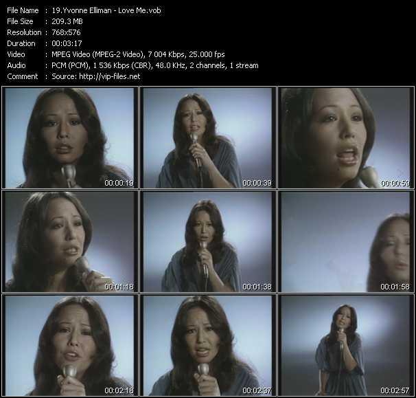 Yvonne Elliman video screenshot