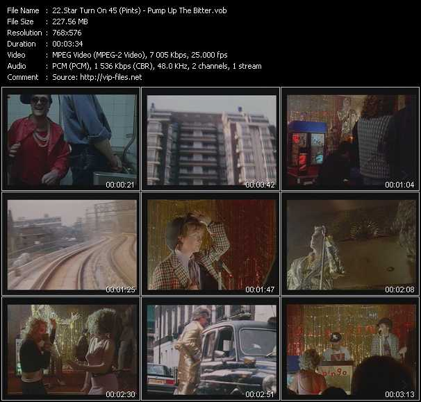 Star Turn On 45 (Pints) video screenshot