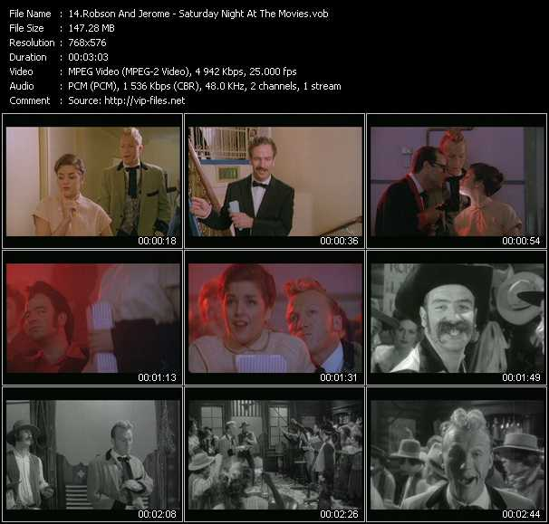 Robson And Jerome video screenshot