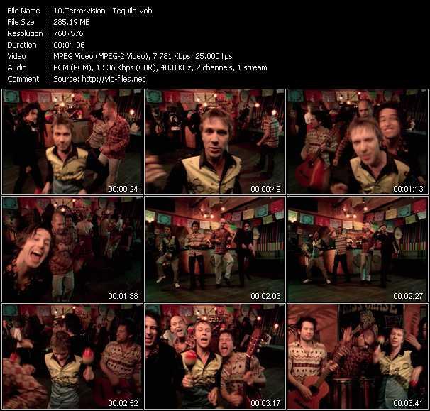 Terrorvision video screenshot