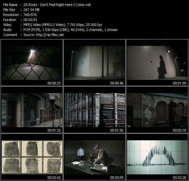 Roots video screenshot