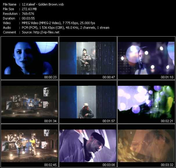 Kaleef video screenshot