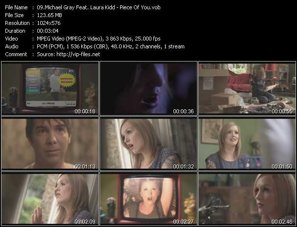 Michael Gray Feat. Laura Kidd video screenshot
