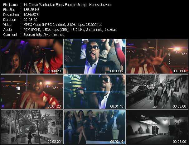 Chase Manhattan Feat. Fatman Scoop video screenshot