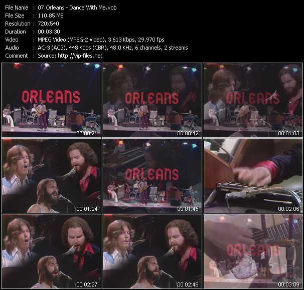 Orleans video screenshot