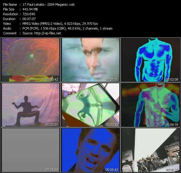 Paul Lekakis video screenshot