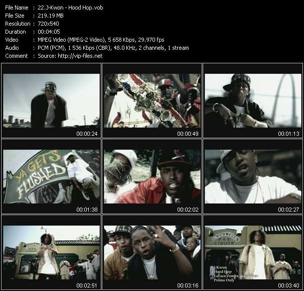 J-Kwon video screenshot