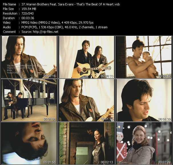 Warren Brothers Feat. Sara Evans video screenshot