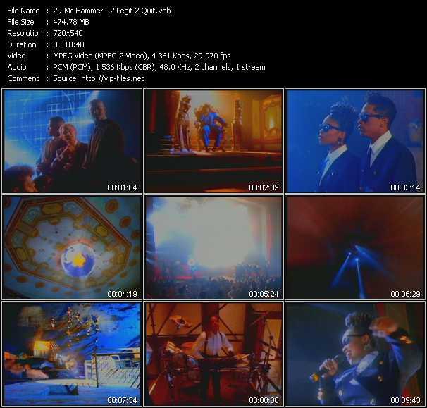 video 2 Legit 2 Quit screen