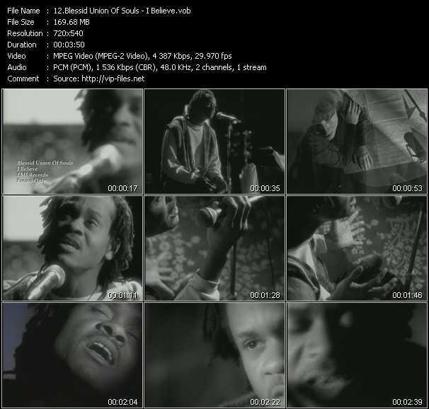 Blessid Union Of Souls video screenshot