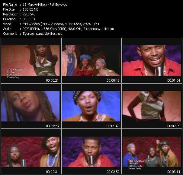 Max-A-Million video screenshot