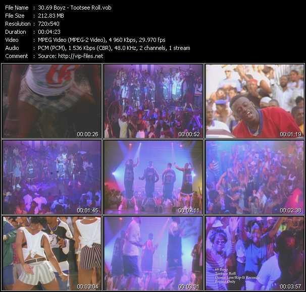 69 Boyz video screenshot