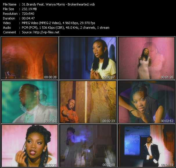 Brandy Feat. Wanya Morris video screenshot