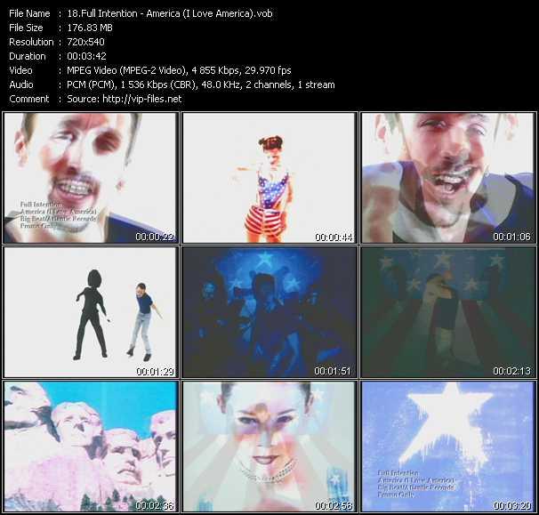 Full Intention video screenshot