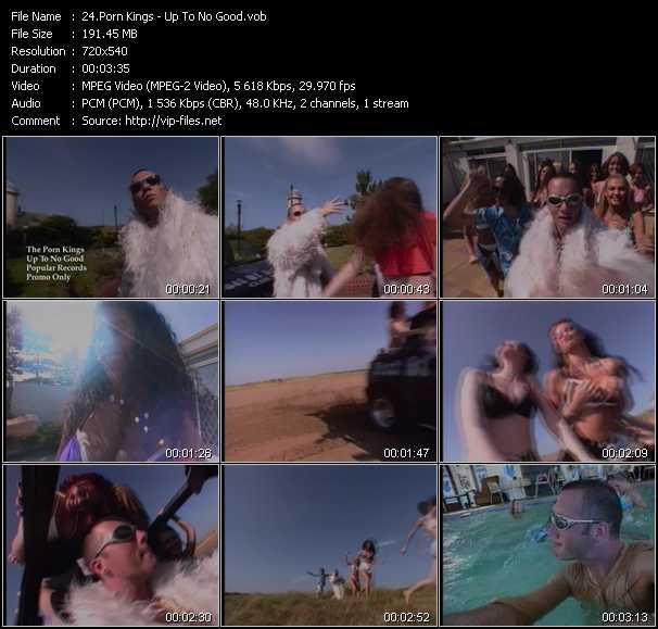 Porn Kings video screenshot