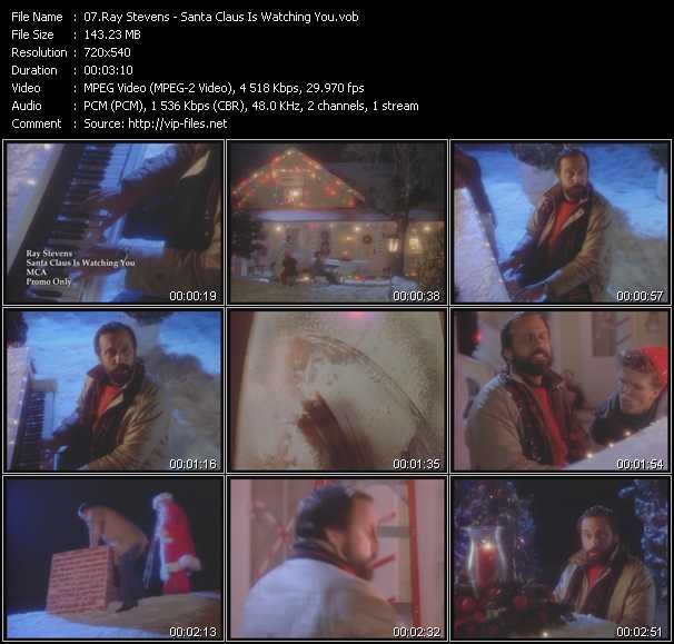 Ray Stevens video screenshot