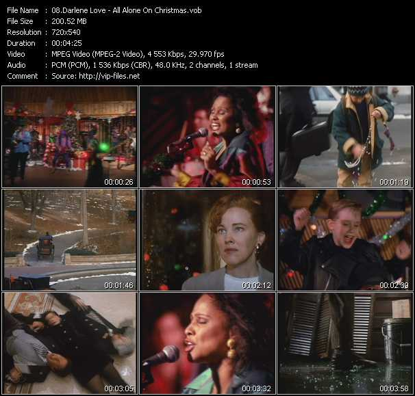Darlene Love video screenshot