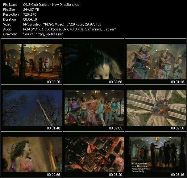 S-Club Juniors video screenshot