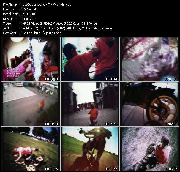 Coloursound video screenshot