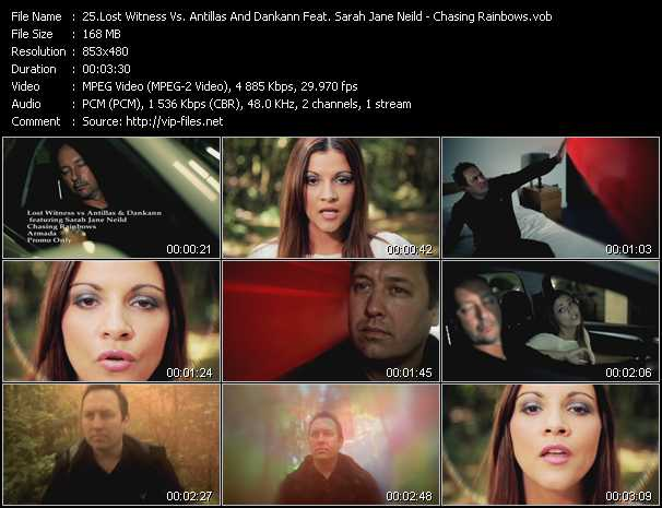 Lost Witness Vs. Antillas And Dankann Feat. Sarah Jane Neild video screenshot