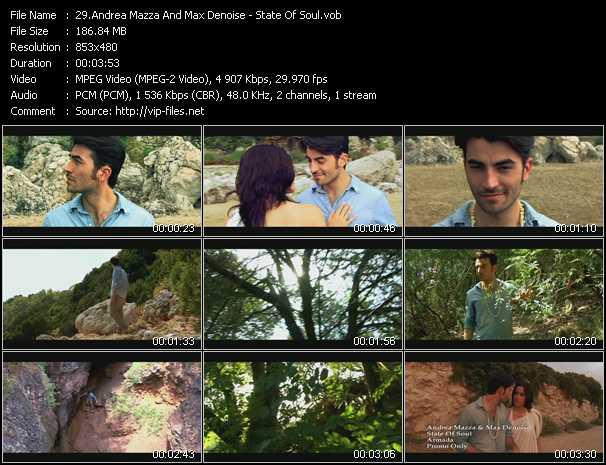 Andrea Mazza And Max Denoise video screenshot