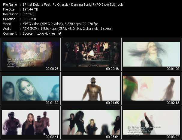 Kat DeLuna Feat. Fo Onassis video screenshot