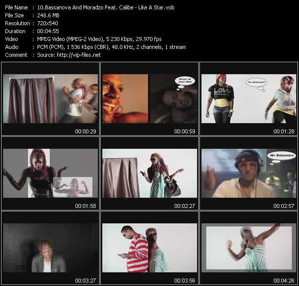 Bassanova And Moradzo Feat. Calibe video screenshot