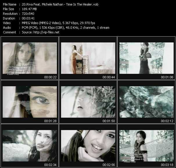 Riva Feat. Michele Nathan video screenshot
