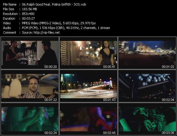 Ralph Good Feat. Polina Griffith video screenshot