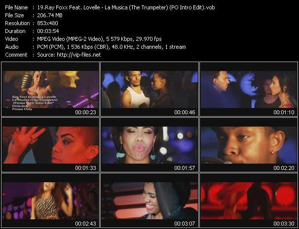Ray Foxx Feat. Lovelle video screenshot