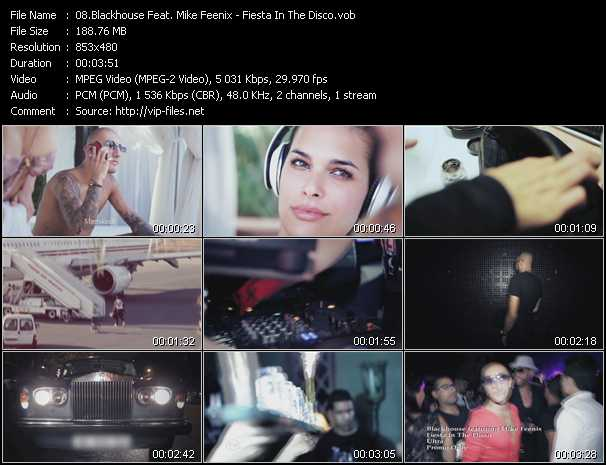 Blackhouse Feat. Mike Feenix video screenshot