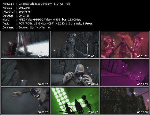 SugaRush Beat Company video screenshot