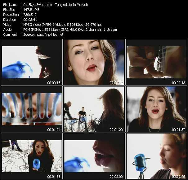 Skye Sweetnam video screenshot