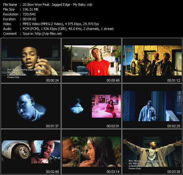 Bow Wow Feat. Jagged Edge video screenshot