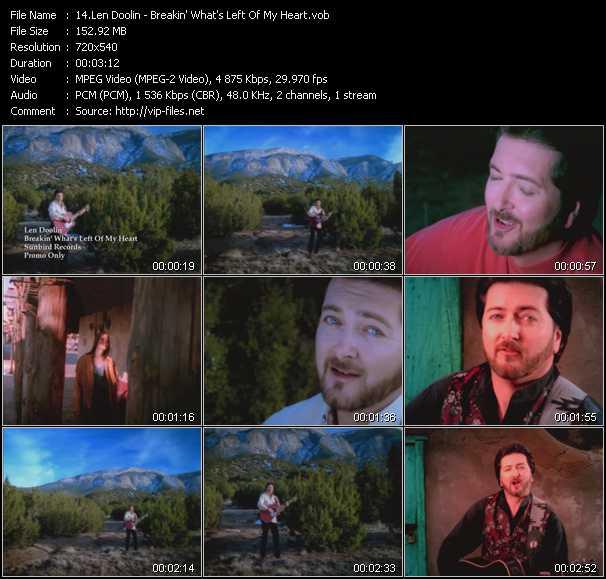 Len Doolin video screenshot