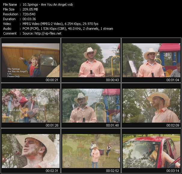 Springs video screenshot
