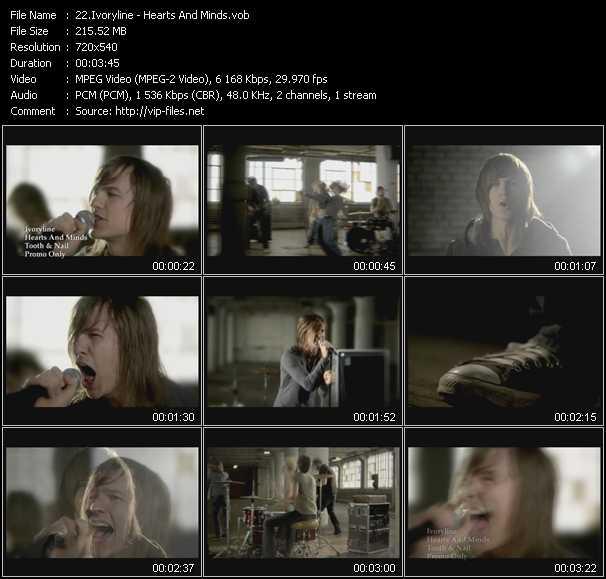 Ivoryline video screenshot
