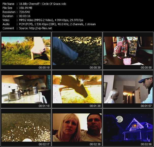 Billy Chernoff video screenshot