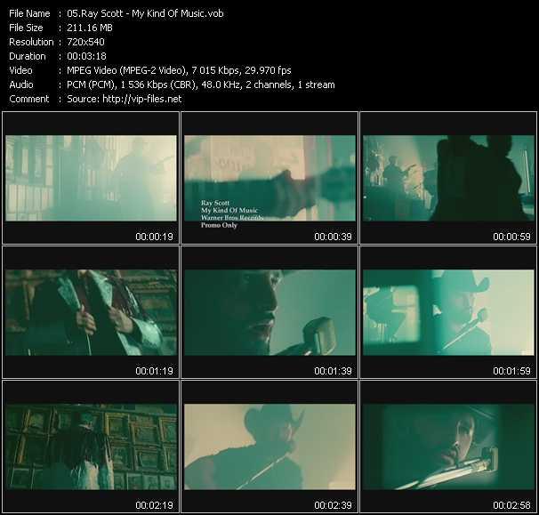 Ray Scott video screenshot