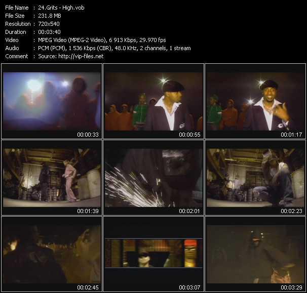 Grits video screenshot