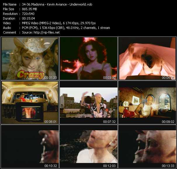 video Music (HQ2 Club Mix Edit) - Alive (Millennium Funk Edit) - Two Months Off (King Unique Sunspots Edit) screen